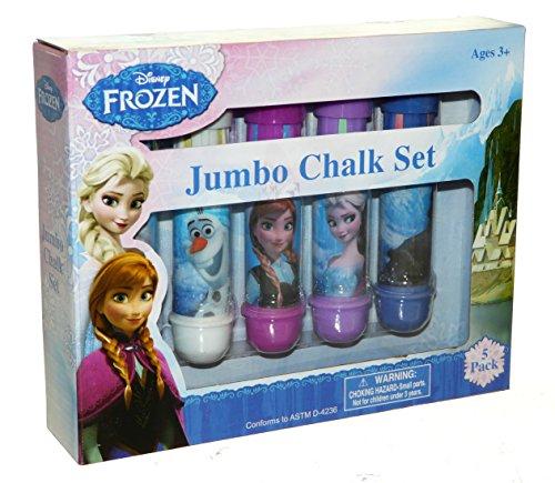 Disney Frozen Jumbo Sticks 5holders