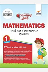 Olympiad Champs Mathematics Class 1 with Past Olympiad Questions Paperback