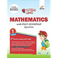 Olympiad Champs Mathematics Class 1 with Past Olympiad Questions