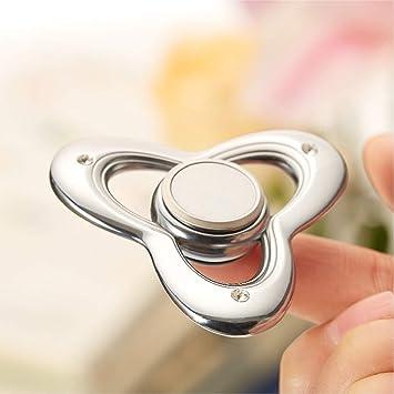 Lecez La estética de la mano Spinner metal líquido extra