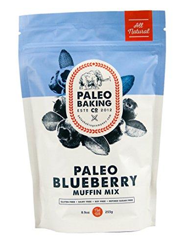 Paleo Baking Company Paleo Blueberry Muffin