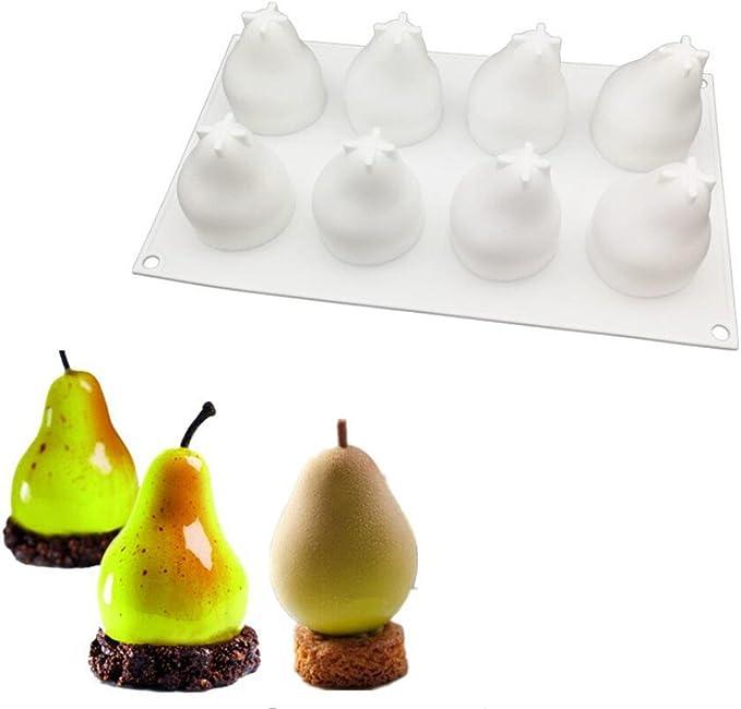 Compy Kuchenform Tanzmasken Silikonform Schokoladenfondant Kuchen Dekorieren Backwerkzeug Backformen Pudding