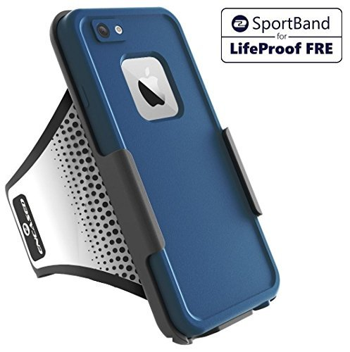 Encased Workout Armband for LifeProof FRE Case - iPhone 7 (case not included)