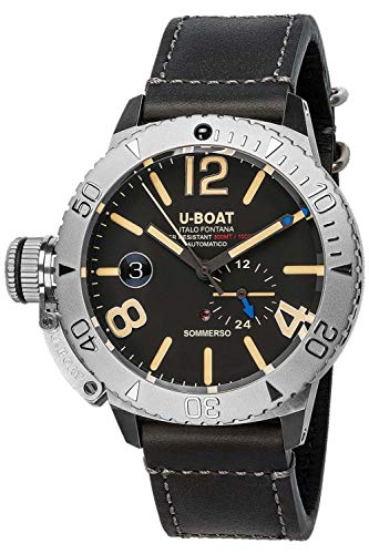 U-Boat sommerso 9007 Mens Swiss-Automatic Watch for sale  Delivered anywhere in Canada
