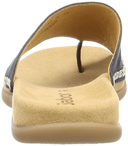 Donna Blu Gabor da Infradito Nightblue Shoes xpxwPqtTR