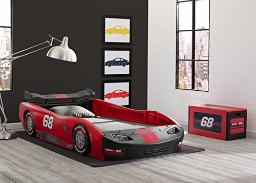 Delta Turbo Race Car Bed Accessories