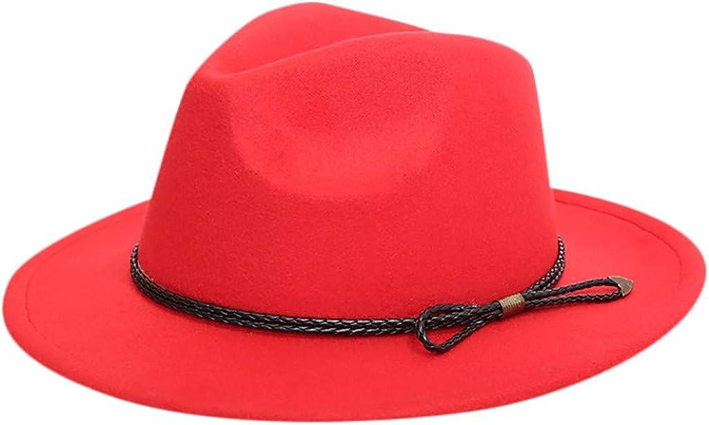 BiuBuy Fedora Hats With...