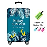Travel Rolling Luggage Sets Travel Luggage Cover Suitcase Cover 18-32inch ISEYMI New Design Fit For Most Suitcase
