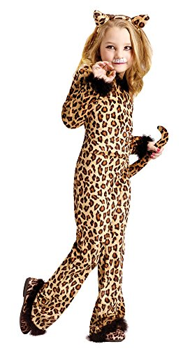 Baby-Toddler-Costume Pretty Leopard Toddler Costume 24M-2T Halloween Costume
