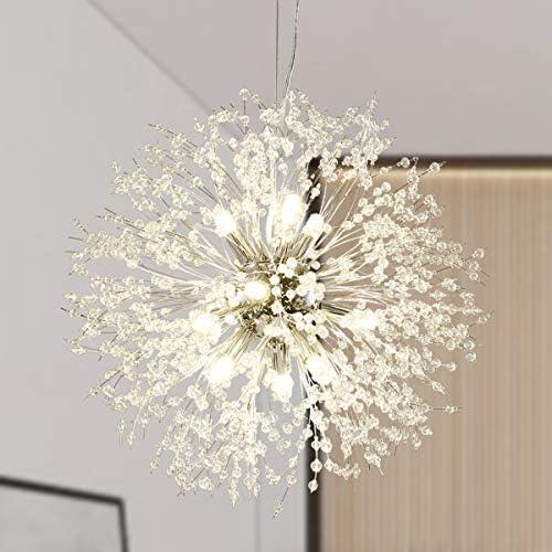 Sputnik Chandeliers 9-Light