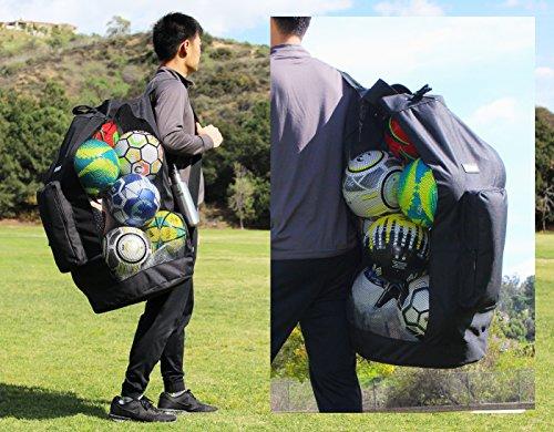 Buy soccer ball bag mesh