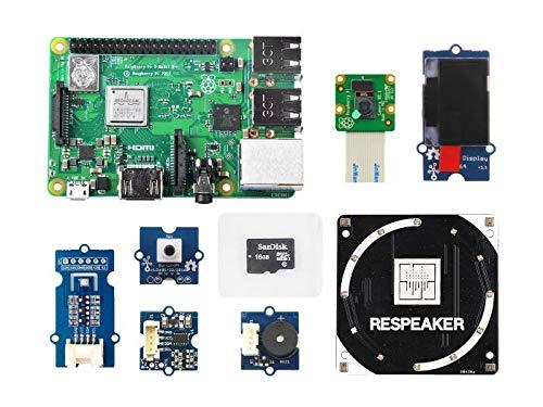 Seeedstudio Grove Starter Kit for Azure IoT Edge with Raspberry Pi Model 3 B+