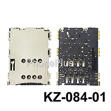 Amazon.com: Ranura para tarjeta SIM bandeja Holder Socket ...