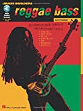 Reggae Bass (Bass Builders) Bk/online audio