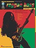 Reggae Bass Bass Builders (Friedland) Bk/Cd: Noten, CD für Bass-Gitarre