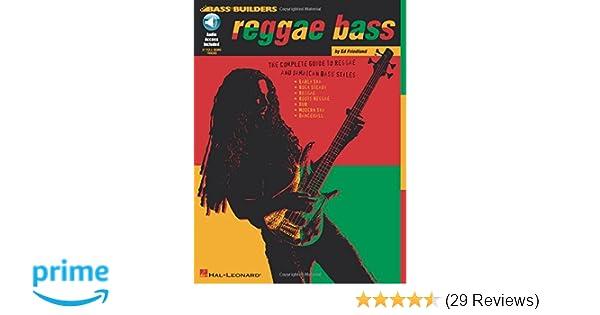 Amazon com: Reggae Bass (Bass Builders) (9780793579945): Ed
