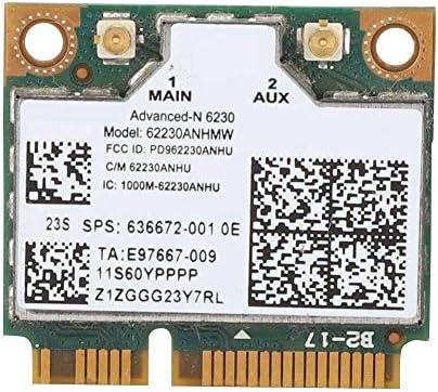 WIFIカード 無線LANカード用 lenovo U310 / HP4230S / ENVY14用 デュアルバンド より高速 大容量 広い通信範囲 ネットワークカード ワイヤレスカード