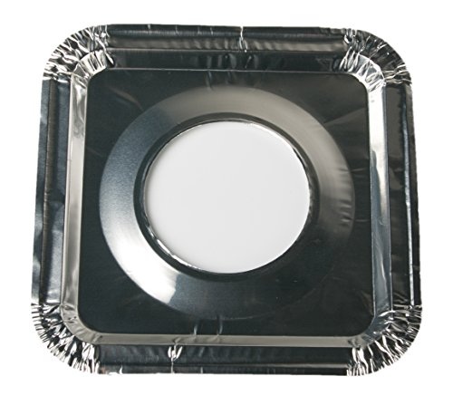 45-pc-aluminum-foil-square-gas-burner-bibs-range-protectors-disposable-liner-covers-stove-guard-easy