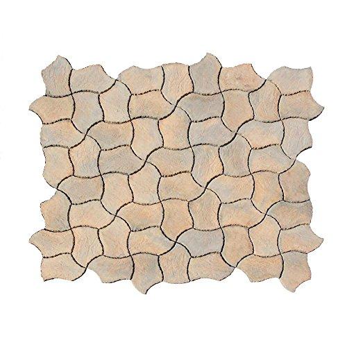 berkshire-13-in-x-19-in-tan-variegated-irregular-paver-kit-60-pieces-per-pallet
