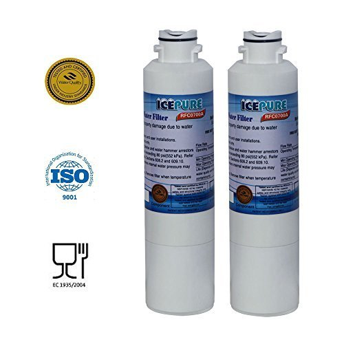 IcePure IP0700A Water Filter to Replace Samsung, Kenmore, Sears 2-Pack