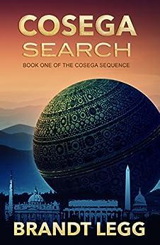 Cosega Search (The Cosega Sequence Book 1) by [Legg, Brandt]