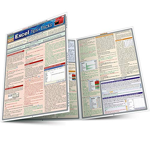 Excel Tips & Tricks (Quick Study Computer)