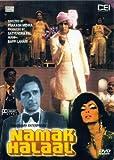Namak Halaal (1982) (Hindi Film / Bollywood Movie / Indian Cinema DVD)