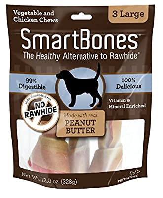 Peanut Butter Dog Treat from Smart Bones