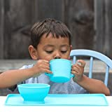 green sprouts Learning Cup | Silicone helps avoid