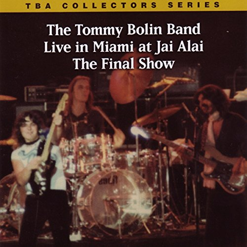 Teaser By Tommy Bolin On Amazon Music Amazon Com