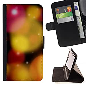 For Samsung Galaxy S3 III i9300 i747 Case , Naturaleza Hermosa Forrest Verde 17- la tarjeta de Crédito Slots PU Funda de cuero Monedero caso cubierta de piel