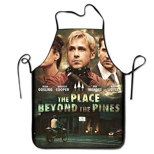 A Place Beyond The Pines Ryan Gosling Cool Kitchen Apron (Ryan Gosling Cool)