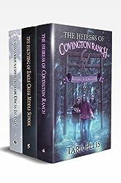 The Samantha Wolf Mysteries Box Set: Books 4-6