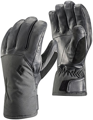 Black Diamond Legend Gloves - Smoke - Ks Legends