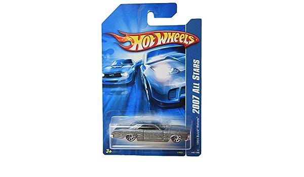 Hot Wheels 2007 Hw Alle Stars 1964 Buick Riviera Lila