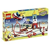 Amazon.com: LEGO SpongeBob The Krusty Krab: Toys & Games