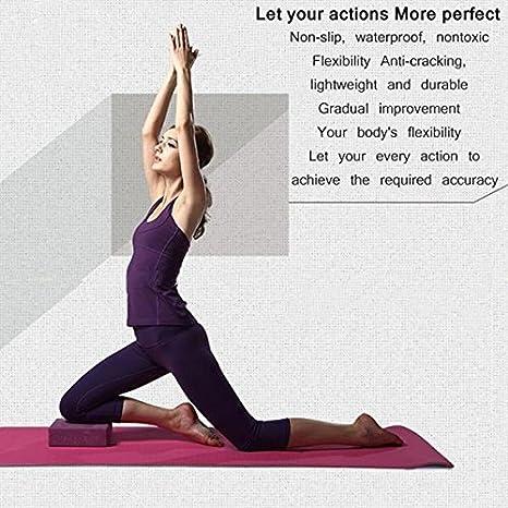 PhilMat Bloque de yoga espuma espumante herramienta de ...