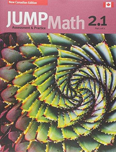 JUMP Math AP Book 2.1: New Canadian Edition
