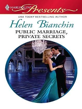 book cover of Public Marriage, Private Secrets
