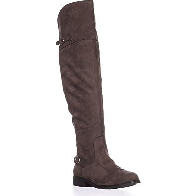 68c55bd6f9c American Rag Womens Adarra Closed Toe Knee High Fashion Boots