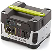 Goal Zero Yeti 150 Universal Power Pack, 230 V - Silver/Black by Goal Zero