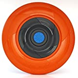 Tucker Toys Disc Jock-E – The Flying Disc That Plays Your Music – Orange