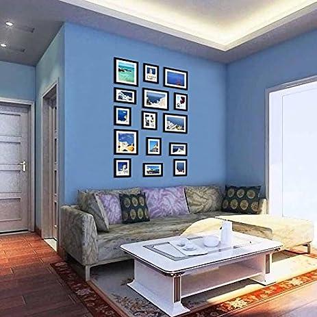 Amazon.com - Wall Hanging Art Home Decor Modern Gallery 15-piece ...