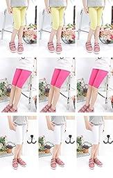 "Homiecoâ""¢ Girl\'s Cotton Leggings Modal Candy Color Tights Pants"