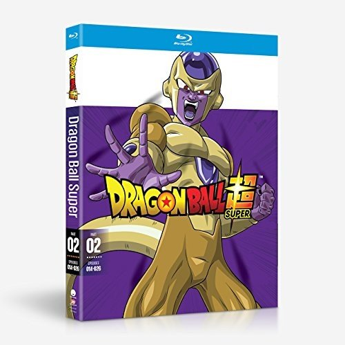 Funimation Dragon Ball Super: Part Two [Blu-ray] (Dragon Ball Super Part 2 Blu Ray)