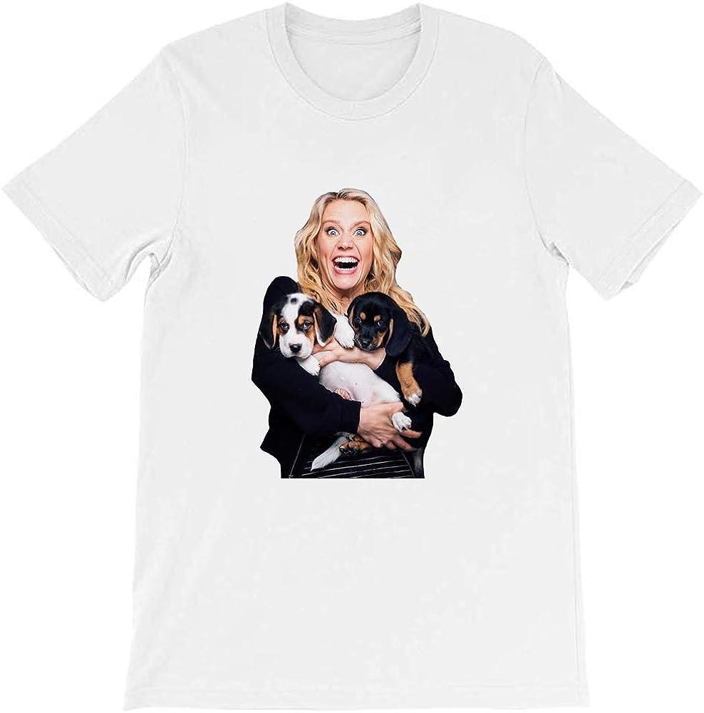 Sally O Malley SNL Mens Short Sleeve T-Shirt Graphic Tshirts Tee