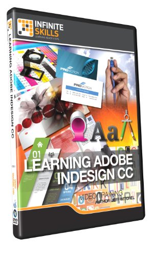 Learning Adobe InDesign CC - Training DVD (Indesign Training)