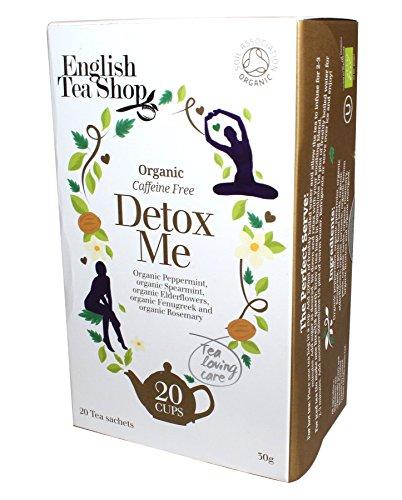 English Tea Shop Detox Me Wellness Teas, 30 Gram (Pack of 6)