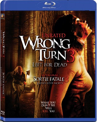 Wrong Turn 3 (d-t-v) [Blu-ray]