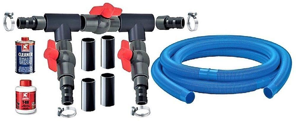 consegna gratuita Astral Pool - Pompa di Calore Bypass Basic Basic Basic Completa Kit di Bypass per Pompa di Calore Riscaldonnato Piscina Piscina Riscaldonnato  consegna gratuita e veloce disponibile